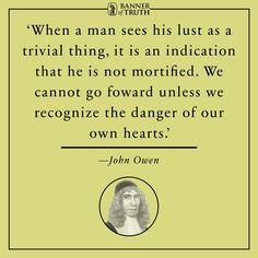 christian quotes | John Owen quotes | lust
