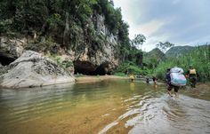 Deep in Vietnam, Exploring a Colossal Cave - The New York Times