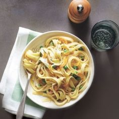 Vegan 'Fettuccine Carbonara'