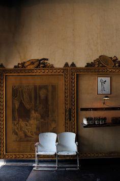 Inkiostro Bianco wallcovering