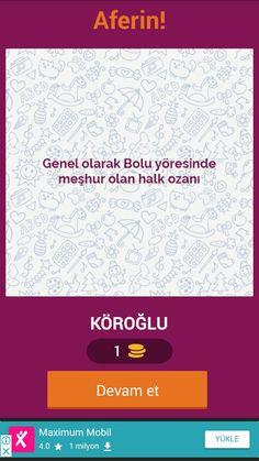 """Genel kültür 1"""