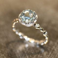 Gorgeous Engagement Ring!