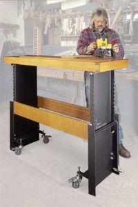 Noden Adjust-A-Bench - About Adjust-A-Bench