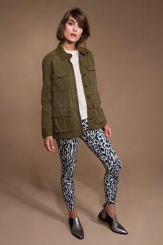 sweater lazo PUREZA . campera FIEL . chupín IDEAL