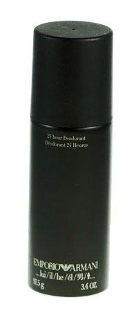 Armani Emporio Deodorant 150ml Spray Emporio. http://www.comparestoreprices.co.uk/perfumes/armani-emporio-deodorant-150ml-spray.asp