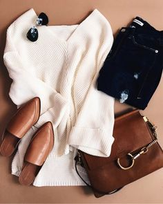 Fashion Winter Casual Sweaters Shoes 62 Ideas For 2019 Mode Outfits, Casual Outfits, Fashion Outfits, Womens Fashion, Fashion Ideas, Petite Fashion, Fashion Styles, Diy Fashion, Fall Winter Outfits