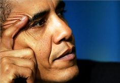 Barak Obama, President of The United States. Because he still believes in humanity.