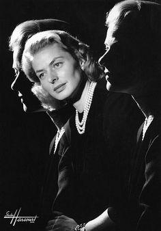 Miss Ingrid Bergman