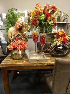 novedades en flores para este otoño en www.virginia-esber.es