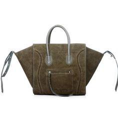 celine luggage phantom in original leather