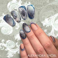 "Polubienia: 616, komentarze: 8 – Alexandra Snóbl (@alexandrasnobl) na Instagramie: ""#moyrastamping #newarrival #damask2 #alexandrasnobl"""