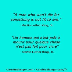 #quote from #MartinLutherKing