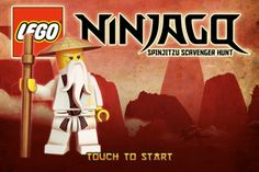 Lego Ninjago app- free.