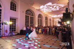 Kew Gardens Wedding #FirstDance #DanceFloorLighting @oxygenevents
