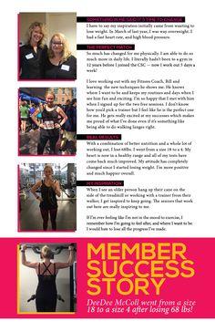 7c6b88b385 DeeDee s success story is inspiring!