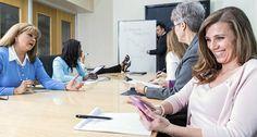Smartphone-ul dauneaza grav productivitatii la locul de munca