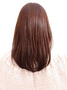 ナチュラルカラー&パーマで好感度アップ   青山・表参道の美容室 HOULeのヘアスタイル   Rasysa(らしさ)