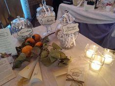 Allestimento per fiera sposi #matrimonio #confettata