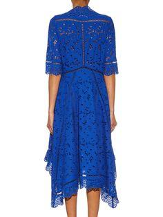 Hyper Eyelet broderie-anglaise dress | Zimmermann | MATCHESFASHION.COM US