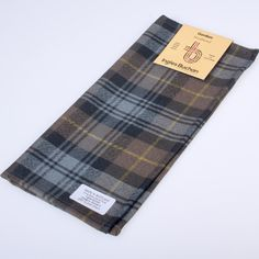 Woven in Scotland from fine weight wool - Order your's today from ScotClans