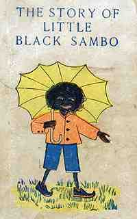 I read this book at Primary school and although the title isn't very p.c by todays understanding, the story was of the boy who was chased by a Tiger that eventually turned to butter...So that's what happened to them!