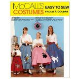 McCall's Patterns M6101 Children's/Girls'/Misses' Pull-On Skirt and Petticoat, Size MISS (XSM-SML-MED-LRG) - http://sewingpins.net/sewing/sewing-patterns/mccalls-patterns-m6101-childrensgirlsmisses-pull-on-skirt-and-petticoat-size-miss-xsm-sml-med-lrg/