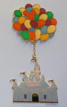 Can you find the hidden Mickey in the balloons? Disney Souvenirs, Disney Vacations, Disney Trips, Disney Dream, Disney Love, Disney Magic, Disney World Parks, Disney Pixar, Walt Disney