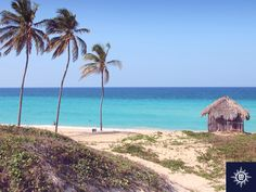 Discover the hidden side of #Havana, away from the city bustle find white sand and calm seas. #cuba