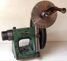 Birch Milling Machine