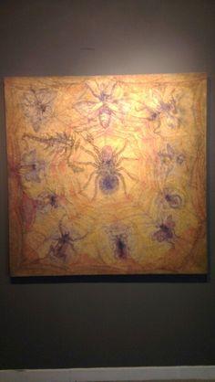 Nido en Arañas (Spiders' Web) - Sergio Hernandez