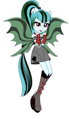Dark Sonata Dusk by LittleMissDazzles on DeviantArt Princess Luna, Twilight Princess Midna, Evil Girl, Mlp Characters, Rainbow Rocks, Anime Toys, All Themes, Mlp My Little Pony, Equestrian Style