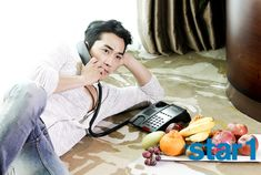 Song Seung Heon for @Gemma 1′s May Edition