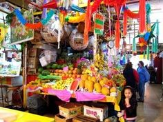 mexico city market - Google Search