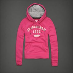 Abercrombie & Fitch - Shop Official Site - Womens - Hoodies - Pullover - Gemma Hoodie  size M