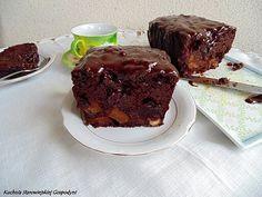 Ciasto z czerwonej fasoli | Kuchnia Starowiejskiej Gospodyni