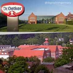 Dr Oetker was founded by Dr August Oetker in 1891. The #company has its roots in #Bielefeld in Northern #Germany but operates its #business activities in more than 40 countries. Today Dr #Oetker can be seen internationally within #baking #powders, baking mixes, frozen pizza snacks, chilled desserts and many more.
