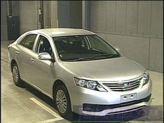 2012 TOYOTA ALLION A15 NZT260 - http://jdmvip.com/jdmcars/2012_TOYOTA_ALLION_A15_NZT260-32bcC6Err7D3SBS-7046
