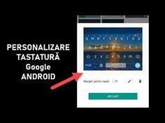 Personalizarea tastaturii Google Gboard prin schimbarea imaginii de fundal. In loc de culori solide putem folosi poze, wallpapere sau texturi pe fundalul tastaturii Google Gboard pe Android sau iOS. Cum se pune o imagine de fundal la tastatura Android (Gboard) #videotutorial #Gboard #Android