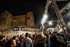 Da Castelbuono le immagini del festival alternative-rock siciliano, uno degli appuntamenti più importanti della musica indie in Italia