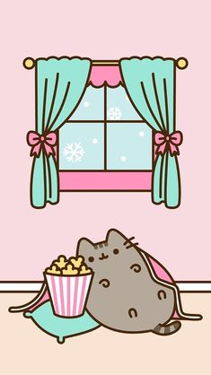181 Best Pusheen Images In 2019 Pusheen Cat Stationery Shop Wall