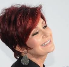 sharon osbourne hair - Google Search
