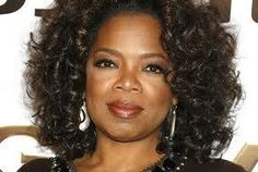 Another great shot of the queen of philanthropy! I love Oprah, one of the most generous millionaires ever! Go Oprah!
