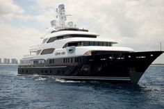 MARTHA ANN superyacht - a superb yacht for entertaining - exterior designer and naval architect - Espen Oeino