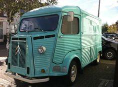 Citroen Van, Citroen Type H, French Classic, Classic Cars, Food Trucks, Candy Apples, Wimbledon, Tubs, Recreational Vehicles
