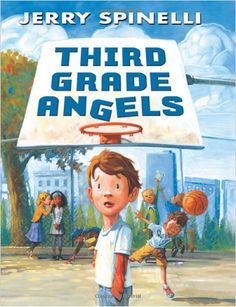Third Grade Angels by Jerry Spinelli. Find this under jSPI. George 'Suds' Morton competes with his third-grade classmates to earn the first 'halo' of the year for good behavior, but being good turns out to be more stressful than he anticipated. 1st Day Of School, Beginning Of The School Year, School Fun, School Ideas, School Stuff, School Daze, Third Grade Books, Third Grade Reading, Grade 3