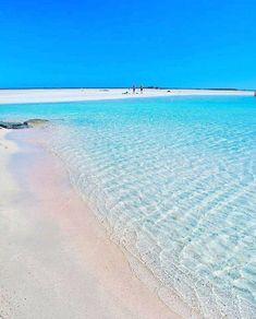 Elafonisi, Crete (photo from Magical Greece) Santorini, Mykonos Greece, Athens Greece, Crete Island Greece, Greece Islands, Places To Travel, Places To Visit, Travel Destinations, Travel Trip