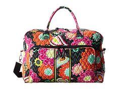 Vera Bradley Luggage Women's Weekender Ziggy Zinnia Duffe... https://www.amazon.com/dp/B00JME5WWG/ref=cm_sw_r_pi_dp_x_q3RUybG4KG4J1