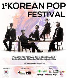 1° Korean Pop Festival – Saiba todos os detalhes sobre o evento