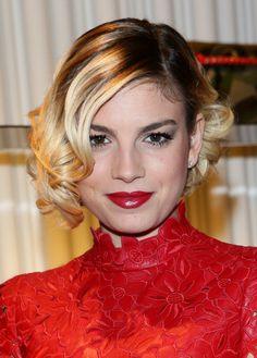 Singer Emma Marrone attends Valentino Cocktail Party as part of Milan... Foto di attualità 159356192