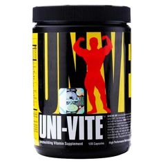 Universal #Nutrition Uni-Vite, 120 capsules 4.00 out of 5 based on 1  #bodybuilding ₹1,600